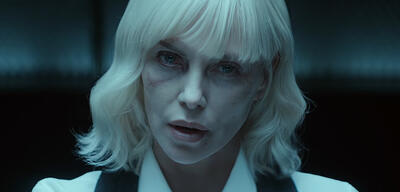 Atomic Blonde mit Charlize Theron