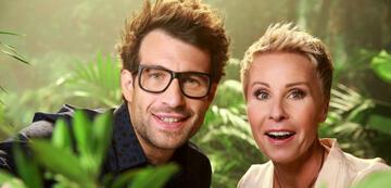 Daniel Hartwich und Sonja Kraus