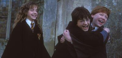 Harry Potter: Die glückliche Hauptbesetzung