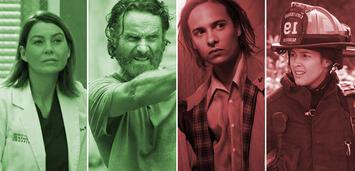 Bild zu:  Grey's Anatomy & Walking Dead / Fear the Walking Dead & Seattle Firefighters