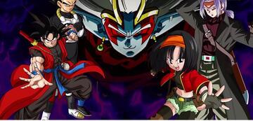 Super Dragon Ball Heroes Staffel 2 (Key Visual)