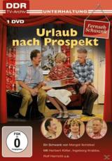 Urlaub nach Prospekt - Poster
