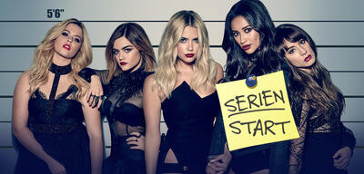 Pretty Little Liars startet heute auf TNT Serie in die finale Staffel