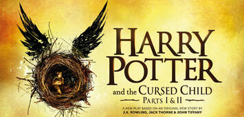 Bild zu:  Das Poster zu Harry Potter and the Cursed Child