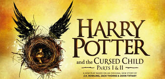 Das Poster zu Harry Potter and the Cursed Child