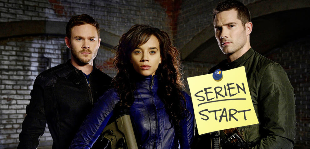 Killjoys Staffel 2 Stream