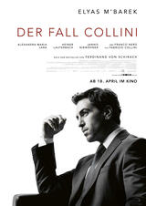 Der Fall Collini - Poster
