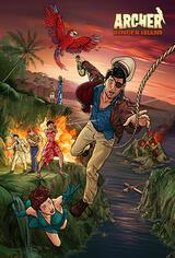 Archer - Staffel 9 - Poster