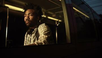 Donald Glover in Atlanta