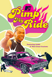 Pimp My Ride - Poster