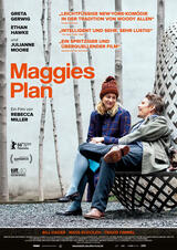 Maggies Plan - Poster