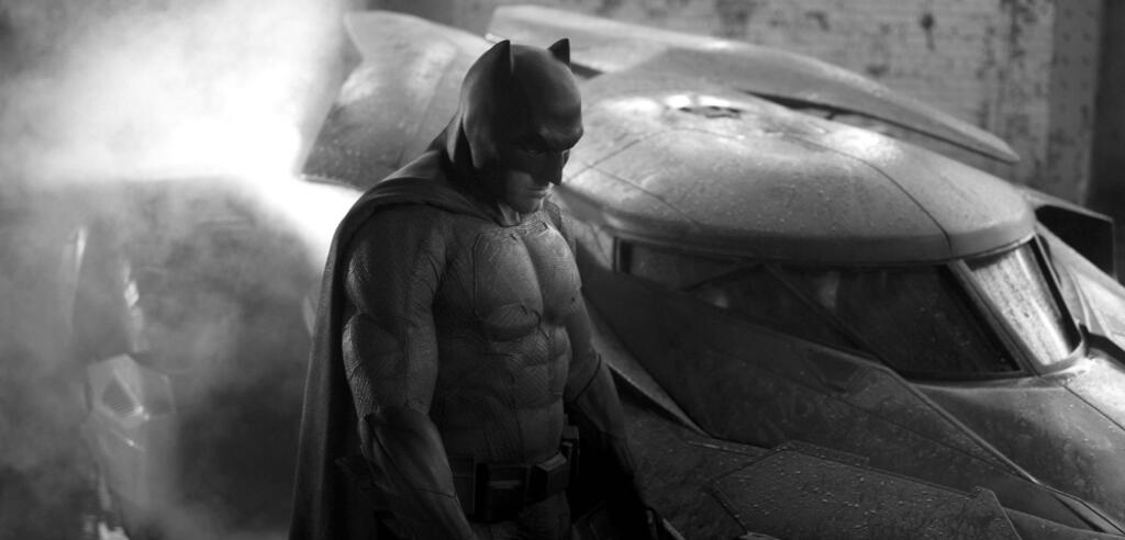 Ben Affleck als Batman in Batman v Superman: Dawn of Justice