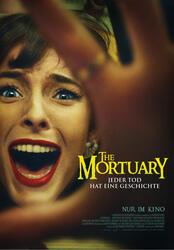 The Mortuary - Jeder Tod hat eine Geschichte Poster