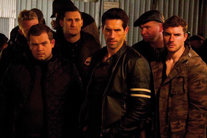 Hooligans 3 - Never Back Down mit Scott Adkins