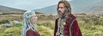 Lagertha und Rollo in Vikings Staffel 5