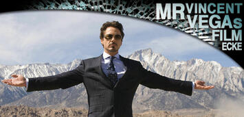 Bild zu:  Tony Stark in Siegerpose: Der Anfang vom Ende für Robert Downey Jr.?
