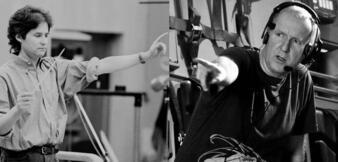 Freunde und Kollaborateure: James Horner & James Cameron