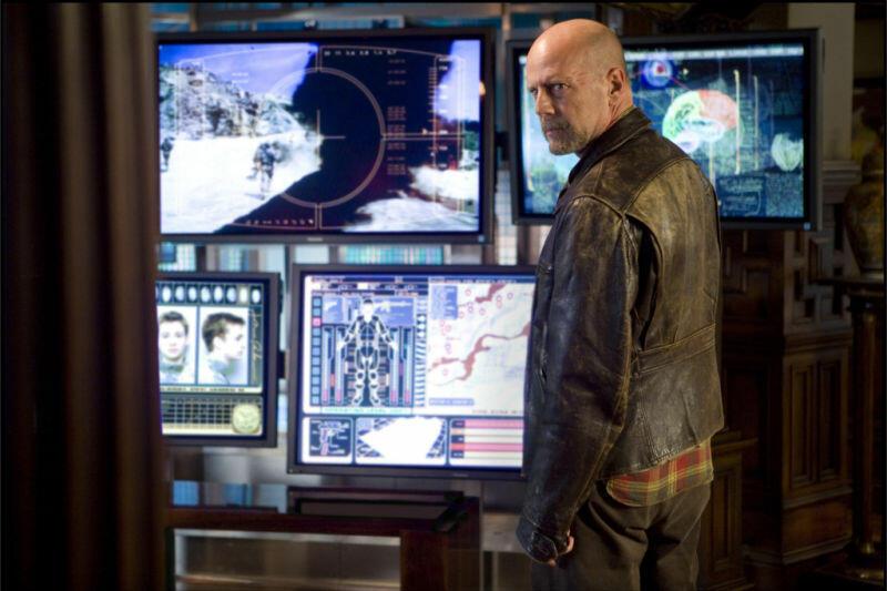 Surrogates - Mein zweites Ich mit Bruce Willis