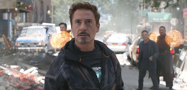 Robert Downey Jr. in Avengers 3