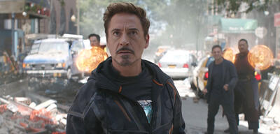 Robert Downey Jr. in Avengers 3