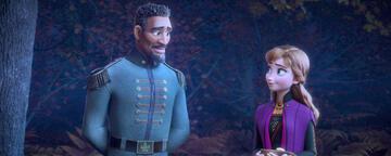 Mattias und Anna in Frozen 2