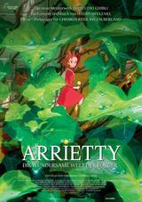Arrietty - Die wundersame Welt der Borger - Poster