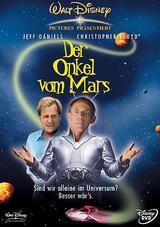 Der Onkel vom Mars - Poster