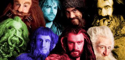 Der Hobbit: Eine unerwartete Reise - Kennst du alle 13 Zwerge?