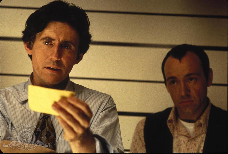 Die üblichen Verdächtigen mit Kevin Spacey und Gabriel Byrne