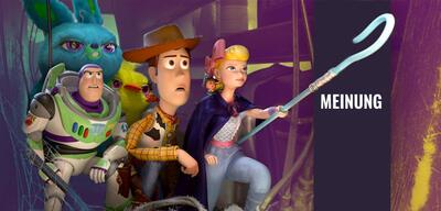 Toy Story 4, ein neues Pixar-Meisterwerk