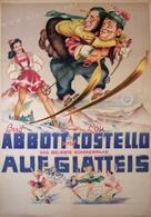 Abbott und Costello auf Glatteis