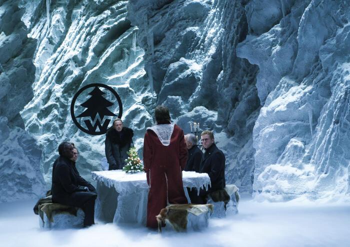 Als Der Weihnachtsmann Vom Himmel Fiel Trailer