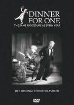 Der 90. Geburtstag oder Dinner for One Poster