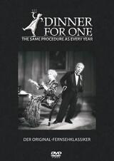 Der 90. Geburtstag oder Dinner for One - Poster