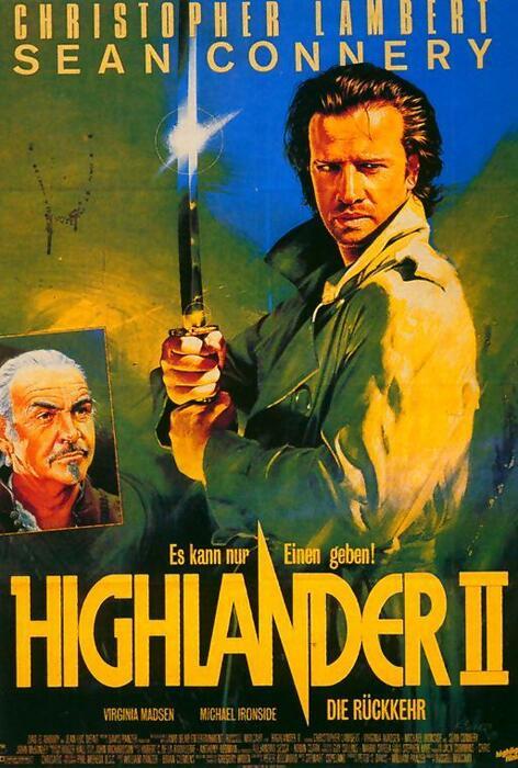 Highlander 2 Die Rückkehr Stream