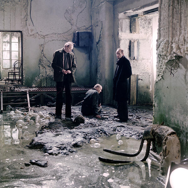Stalker mit Nikolai Grinko und Aleksandr Kajdanovsky - Bild 4 von 11