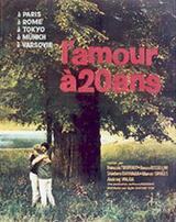 Antoine et Colette - Poster