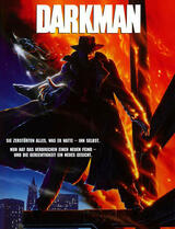 Darkman - Poster