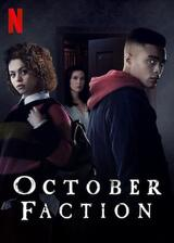 October Faction - Staffel 1 - Poster