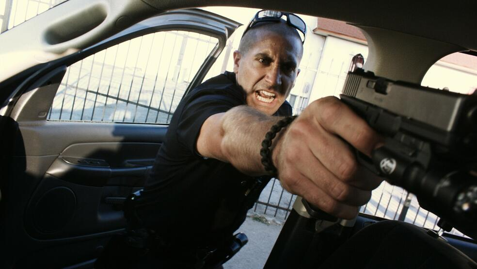 End of Watch mit Jake Gyllenhaal