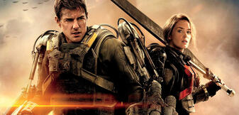 Edge of Tomorrow mit Tom Cruise und Emily Blunt