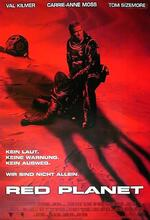 Red Planet Poster