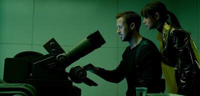 Blade Runner 2049: Vielleicht solltet ihr es euch gemütlich machen.