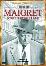 Kommissar Maigret stellt eine Falle - Poster