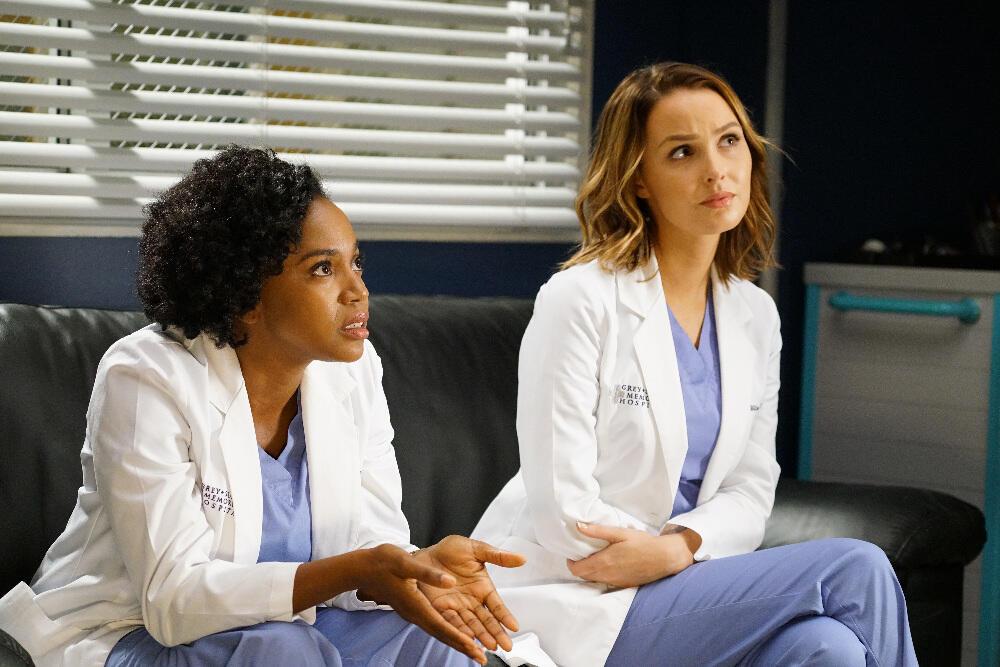 Greys Anatomy Staffel 12 Tv