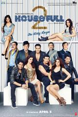 Housefull 2: The Dirty Dozen - Poster