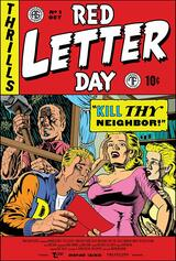 Red Letter Day - Poster