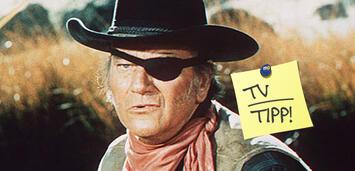 Bild zu:  John Wayne ist Der Marshal (1969)