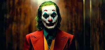 Arthur als Joker