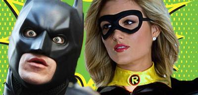 Ein weiblicher Robin?
